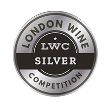 Silver Medal London Wine Competition 2018